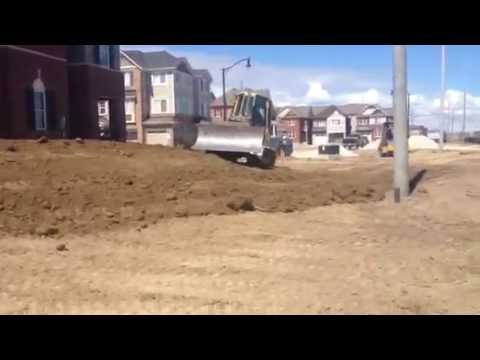 Building Berms In The Backyard Landscape Design